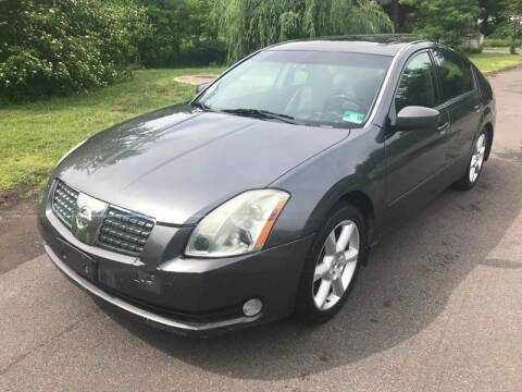 2005 Nissan Maxima for sale at Pinnacle Automotive Group in Roselle NJ