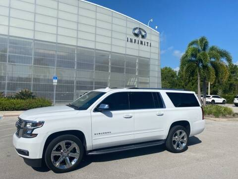 2019 Chevrolet Suburban for sale at Infiniti Stuart in Stuart FL