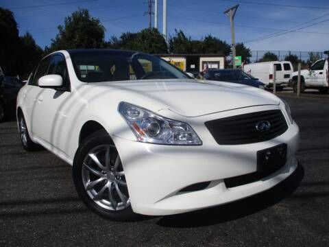 2007 Infiniti G35 for sale at Unlimited Auto Sales Inc. in Mount Sinai NY