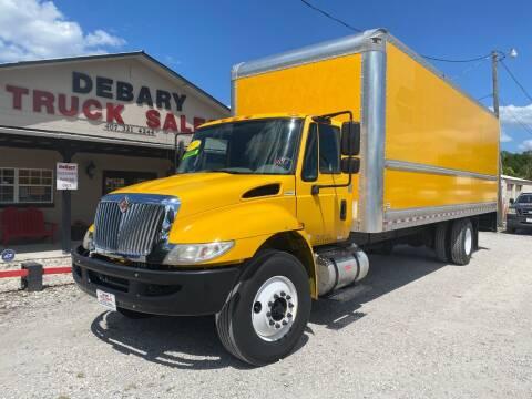 2017 International DuraStar 4300 for sale at DEBARY TRUCK SALES in Sanford FL