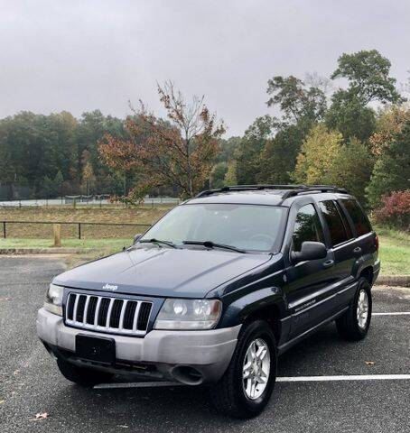 2004 Jeep Grand Cherokee for sale at ONE NATION AUTO SALE LLC in Fredericksburg VA