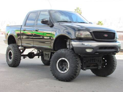 2001 Ford F-150 for sale at Best Auto Buy in Las Vegas NV