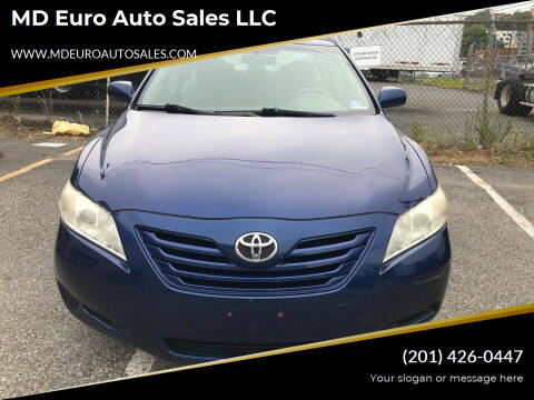 2008 Toyota Camry for sale at MD Euro Auto Sales LLC in Hasbrouck Heights NJ
