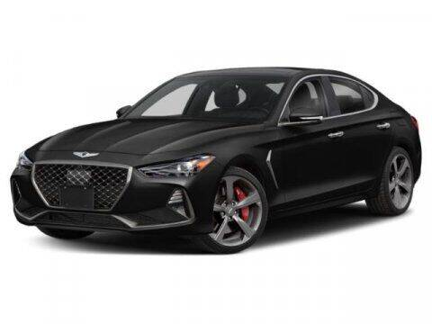 2021 Genesis G70 for sale at Wayne Hyundai in Wayne NJ
