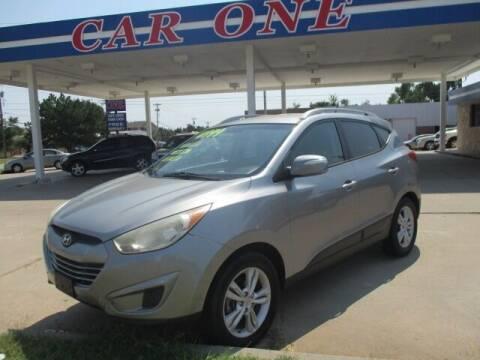 2012 Hyundai Tucson for sale at CAR SOURCE OKC - CAR ONE in Oklahoma City OK