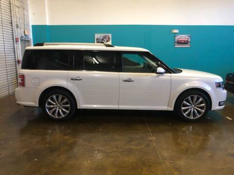 2014 Ford Flex for sale at Unique Sport and Imports in Sarasota FL