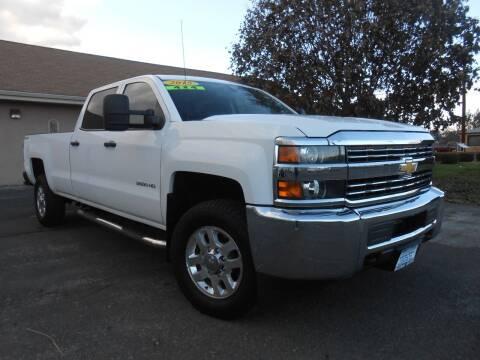 2015 Chevrolet Silverado 3500HD for sale at McKenna Motors in Union Gap WA