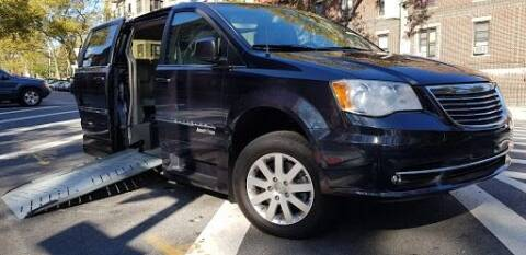 2013 Chrysler Town and Country for sale at Seewald Cars in Brooklyn NY