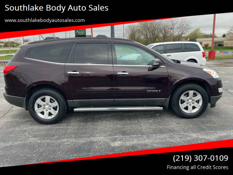 2009 Chevrolet Traverse for sale at Southlake Body Auto Sales in Merrillville IN