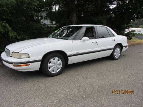 1997 Buick LeSabre for sale at B & C Northwest Auto Sales in Olympia WA