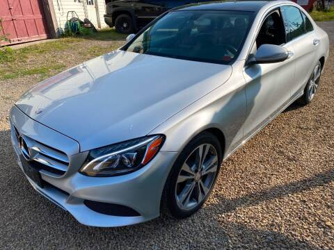 2015 Mercedes-Benz C-Class for sale at Richard C Peck Auto Sales in Wellsville NY
