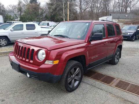 2015 Jeep Patriot for sale at AMA Auto Sales LLC in Ringwood NJ