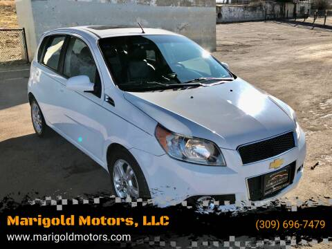 2011 Chevrolet Aveo for sale at Marigold Motors, LLC in Pekin IL