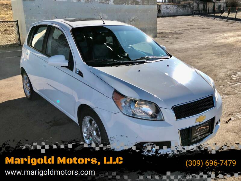2011 Chevrolet Aveo for sale at Marigold Motors, LLC in Pekin IL