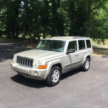 2008 Jeep Commander for sale at Bowie Motor Co in Bowie MD
