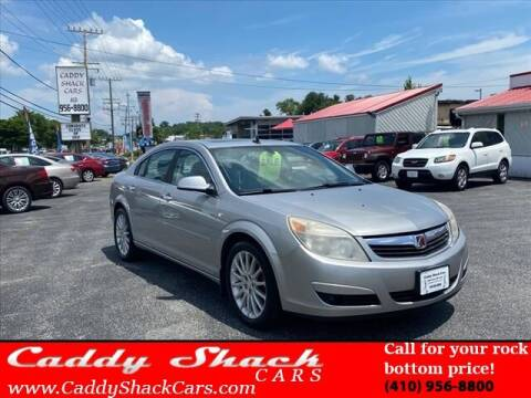 2008 Saturn Aura for sale at CADDY SHACK CARS in Edgewater MD