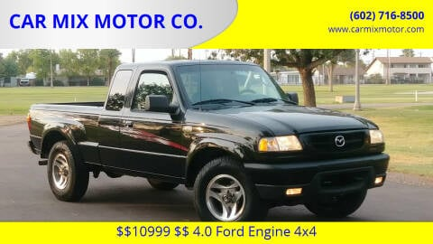 2008 Mazda B-Series Truck for sale at CAR MIX MOTOR CO. in Phoenix AZ