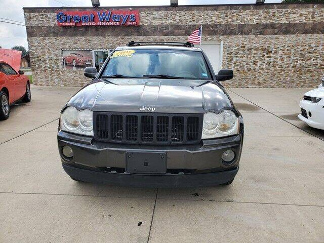 2006 Jeep Grand Cherokee for sale at Great Ways Auto Finance in Redford MI