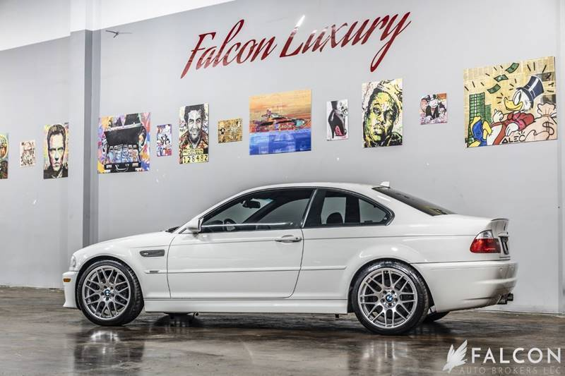 2004 BMW M3 for sale at FALCON AUTO BROKERS LLC in Orlando FL