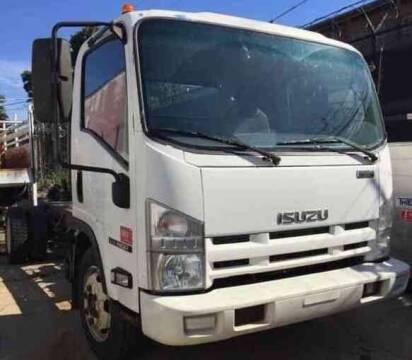 2010 Isuzu NQR for sale at Orange Truck Sales in Orlando FL