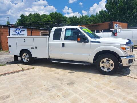 2016 Ford F-350 Super Duty for sale at H & H Enterprise Auto Sales Inc in Charlotte NC