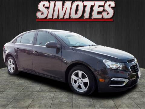 2016 Chevrolet Cruze Limited for sale at SIMOTES MOTORS in Minooka IL