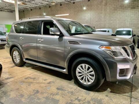 2019 Nissan Armada for sale at Atwater Motor Group in Phoenix AZ