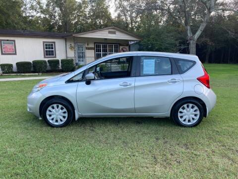 2015 Nissan Versa Note for sale at Joye & Company INC, in Augusta GA