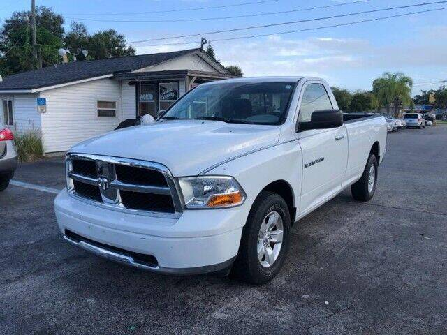 2012 RAM Ram Pickup 1500 for sale at Denny's Auto Sales in Fort Myers FL
