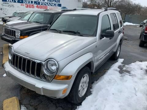 2005 Jeep Liberty for sale at Simon's Auto Sales in Detroit MI
