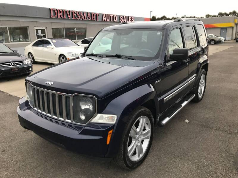 2012 Jeep Liberty for sale at DriveSmart Auto Sales in West Chester OH