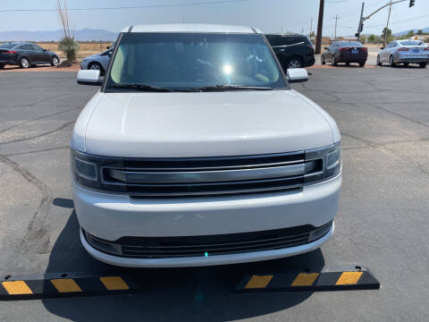 2014 Ford Flex for sale at SPEND-LESS AUTO in Kingman AZ