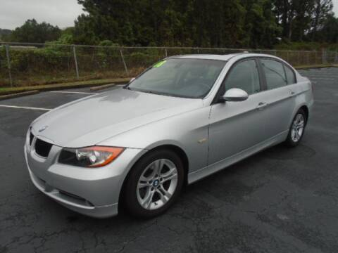 2008 BMW 3 Series for sale at Atlanta Auto Max in Norcross GA