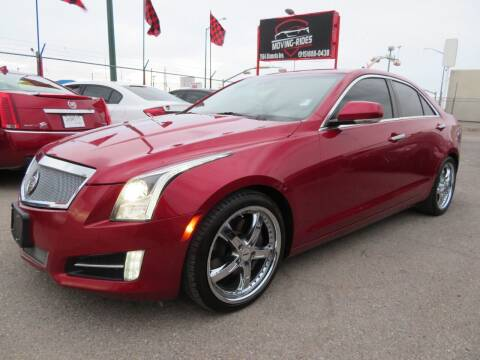 2013 Cadillac ATS for sale at Moving Rides in El Paso TX