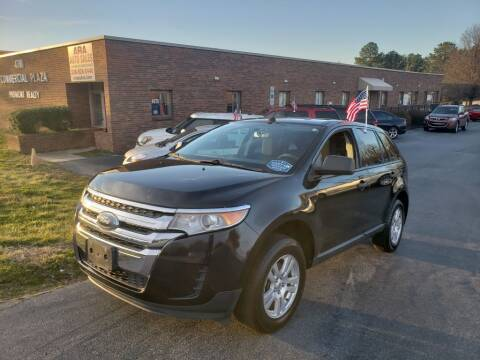 2011 Ford Edge for sale at ARA Auto Sales in Winston-Salem NC