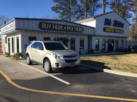 2011 Chevrolet Equinox for sale at Bi Rite Auto Sales in Seaford DE