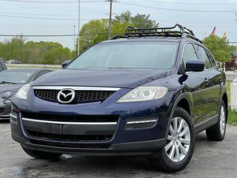 2007 Mazda CX-9 for sale at MAGIC AUTO SALES in Little Ferry NJ