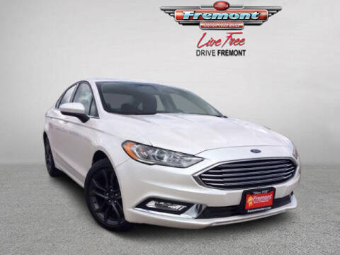 2018 Ford Fusion for sale at Rocky Mountain Commercial Trucks in Casper WY