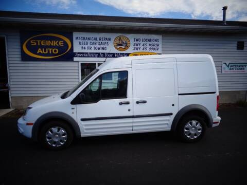 2013 Ford Transit Connect for sale at STEINKE AUTO INC. - Steinke Auto Inc (South) in Clintonville WI