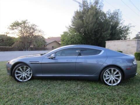 2010 Aston Martin Rapide for sale at Auto Sport Group in Delray Beach FL