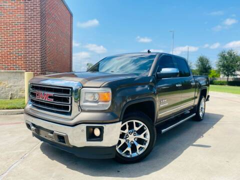2014 GMC Sierra 1500 for sale at AUTO DIRECT in Houston TX