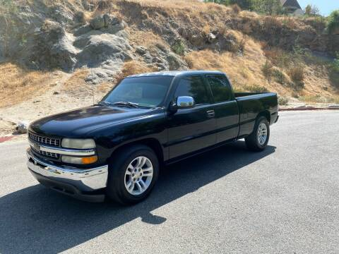 2002 Chevrolet Silverado 1500 for sale at Inland Motors LLC in Riverside CA