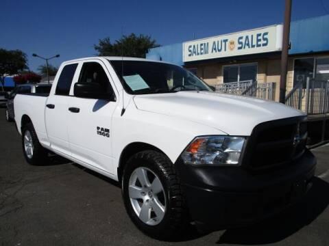 2017 RAM Ram Pickup 1500 for sale at Salem Auto Sales in Sacramento CA