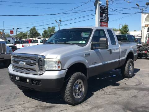 2005 Ford F-350 Super Duty for sale at KAP Auto Sales in Morrisville PA