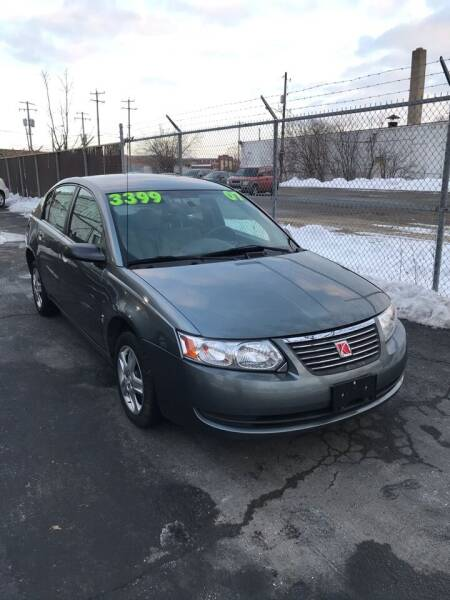 2007 Saturn Ion for sale at Square Business Automotive in Milwaukee WI
