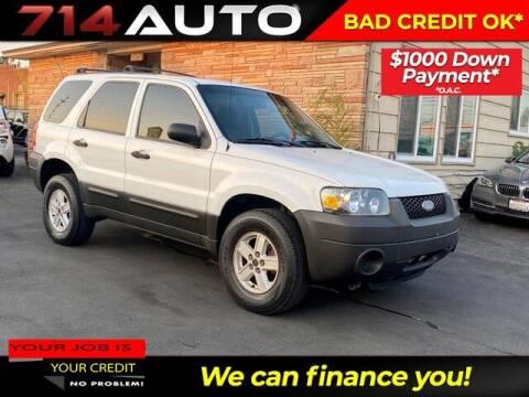 2006 Ford Escape for sale at 714 Auto in Orange CA