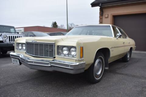 1975 Chevrolet Impala for sale at Atlas Auto in Grand Forks ND