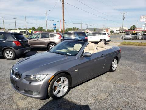 2007 BMW 3 Series for sale at Lara's Auto Sales LLC in Concord NC