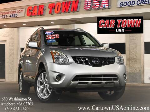 2011 Nissan Rogue for sale at Car Town USA in Attleboro MA