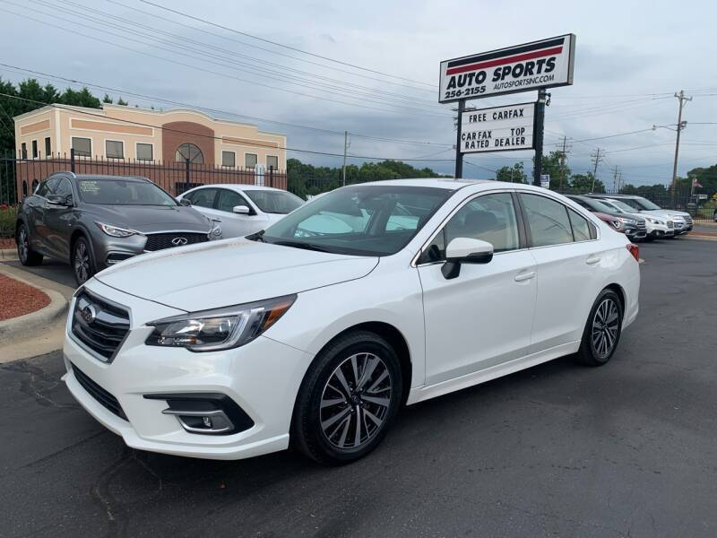 2018 Subaru Legacy for sale at Auto Sports in Hickory NC